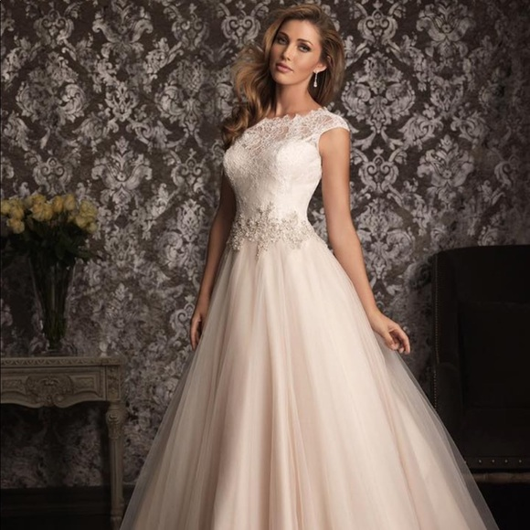 0a5fb746c23d Allure Bridals Dresses | Allure Wedding Dress 9162 | Poshmark